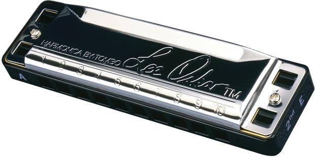 Die Lee Oskar Major Diatonic ist vergleichbar mit dem Modell Special 20 von Hohner.