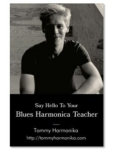 Tommy's Blues Harmonika Schule