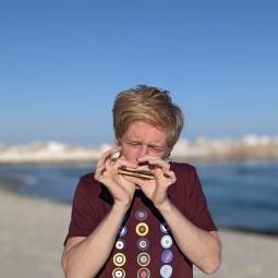 Mundharmonika lernen bei Tommy de Graaff